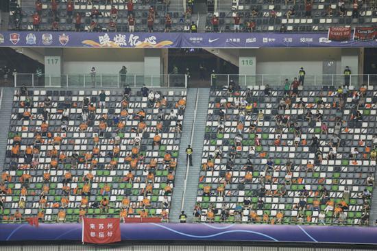 上海德比预计有6000观众入场观战 很可能一票难求