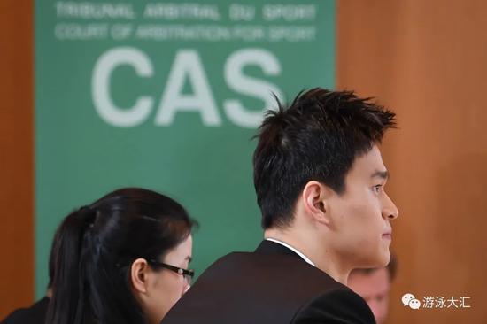 WADA告孙杨花费超60万美元 为关注度最高案件之一