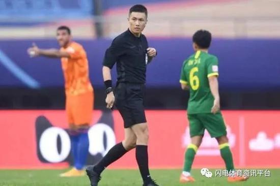京鲁二番战韩籍裁判火线上岗 沈寅豪已离开赛区