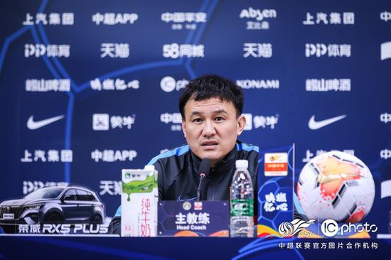 郝伟:鲁能球员没扔掉 他们尊重这个职业坚持到底
