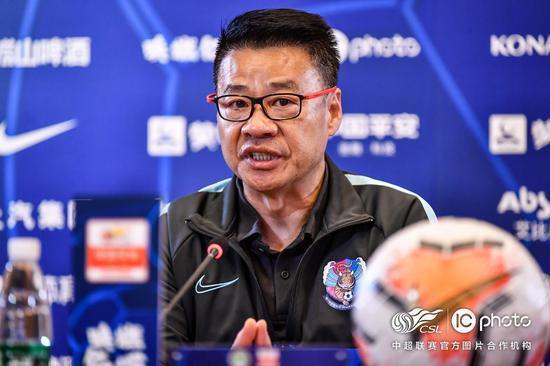 吴金贵:球员们心思康复很重要 紧记首阶段输球经历