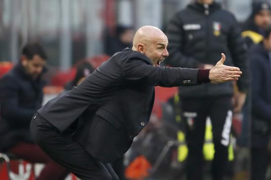 皮奥利:现在的AC米兰仅仅一个开始 欧联杯要轮换