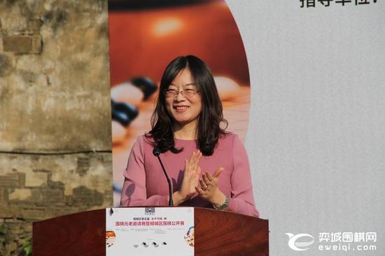 相城区文化体育和旅游局局长潘虹