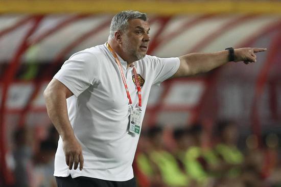 奥拉罗尤当选罗马尼亚最佳教练 前江苏主帅第二