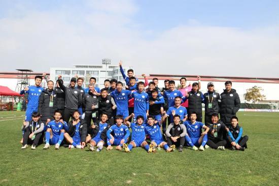 湖北楚风合力队8人完成职业联赛首秀 U21进球数占63%