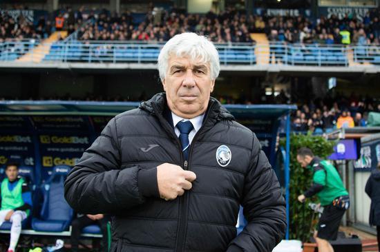 亚特兰大队长戈麦斯和主教练加斯佩里尼发生了肢体冲突