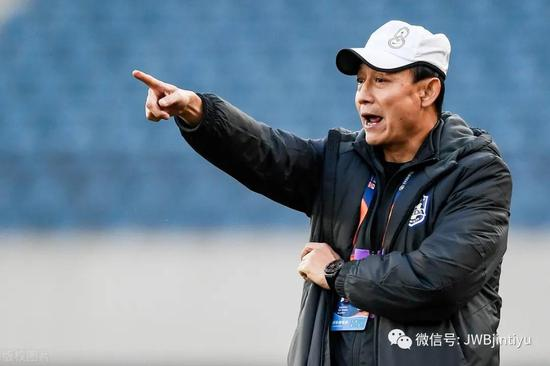 王宝山称今年保级难度生涯第二 接手后曾有个想法