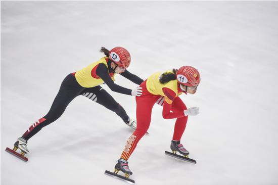 【博狗体育】全国短道速滑冠军赛次日 武大靖500米屈居亚军