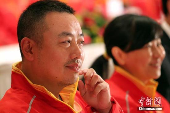 刘国梁生日!步入人到中年 45岁告别青春重新出发……