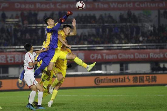 亚足联考虑取消U23亚洲杯 U22国足踢中甲仍有很大变数