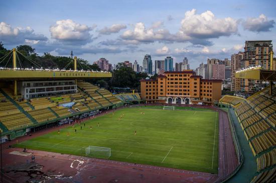 足协只考察广州苏州赛区 只要通过就举办第一阶段