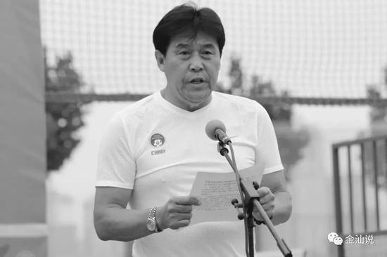【博狗扑克】追忆迟尚斌:一代球迷的偶像 执教大连是命运的馈赠