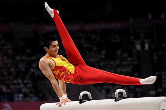 中国国家体操队将明确下一阶段备战重点:减少失误 提高成功率!