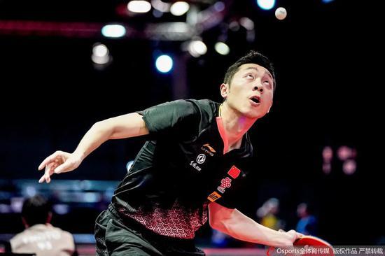 【博狗扑克】日媒吐槽中国男乒奥运阵容高龄 你知道为什么吗