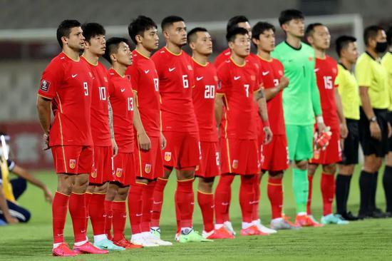 国足对叙利亚谁能进球?武磊是现役国家队前锋第1?