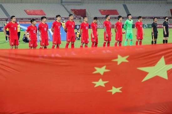 解读:中国队能进卡塔尔世界杯™吗?带你看懂12强赛