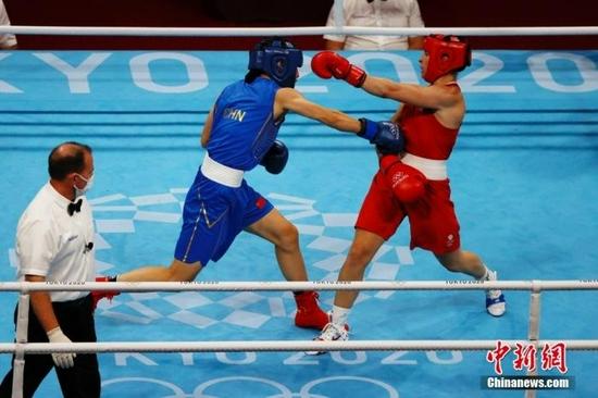 李倩:压力下想得太多了 巴黎奥运把银牌换成金的