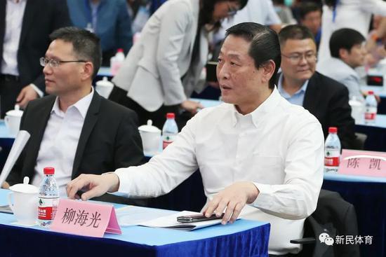 柳海光谈上海足球发展:青训是重任 受伤有保单插图(3)
