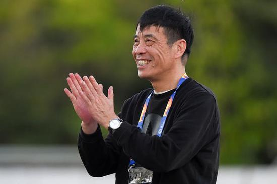 足协主席陈戌源赴大连考察 传递中超重启关键信号