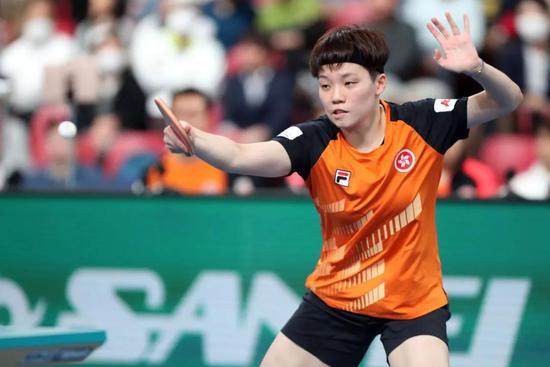 杜凯琹,世界排名:15