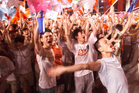 学习·参与·引领--中国与奥林匹克二十载情缘深厚