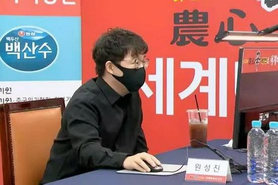 韩国先锋元晟溱取得开门红