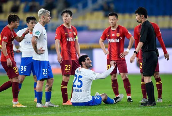 鲁媒:中国足协请接连缄默沉静幽静 恶性循环要及早停止