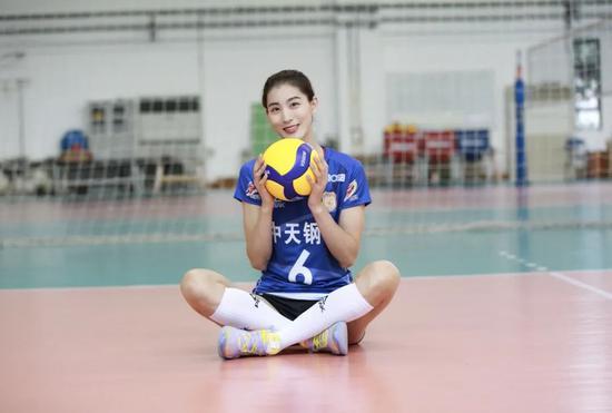 东京奥运会延期1年 26岁刁琳宇成中国女排最大黑马