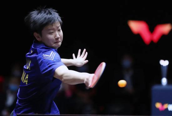 世界乒乓球职业大联盟澳门赛 新赛制新创意新体验