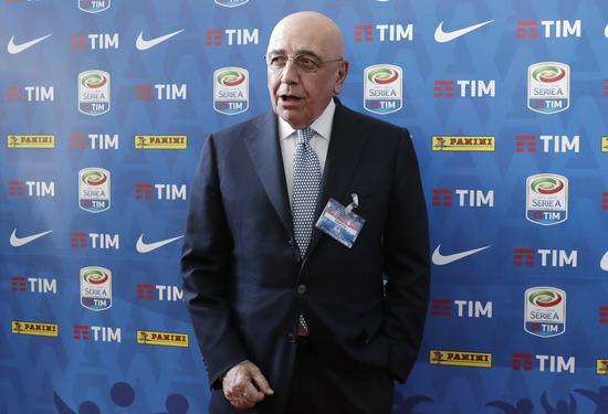 皮奥利做得很好 望AC米兰下赛季进欧冠