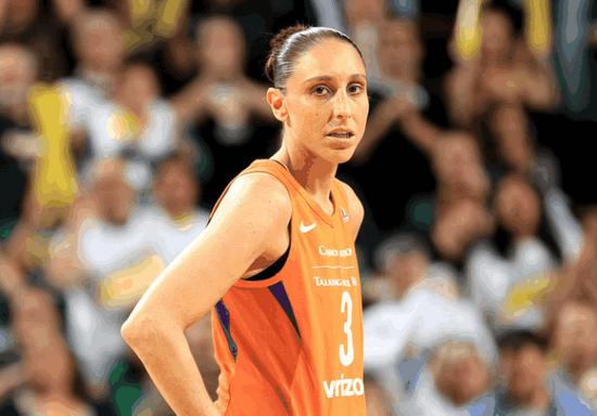 WNBA第1!39岁陶乐西成首位9000分+2000助球员
