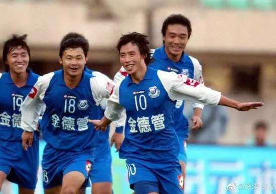 19岁就当队长!陈涛是中超第一人 也曾闪耀亚冠赛场
