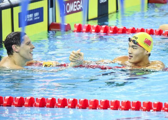 澳洲游泳名将放弃优势项目 临时换项冲击奥运金牌