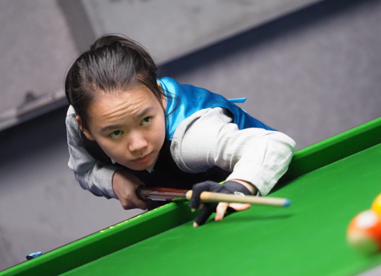 中式台球大师赛综述:梦之队小将发挥勇猛 女子选手异军突起