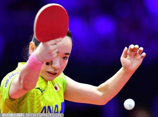 奧地利賽伊藤美誠4-0錢天一 順利闖入女單決賽