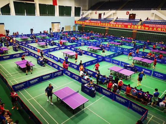 乒乓球世界元老巡回赛将打响 徐向东李征等参加