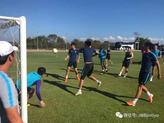 U23政策进球首人确定加足球直播盟泰达 施大爷一直对他满意