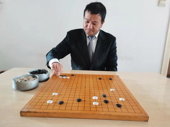 吴新宇职业六段