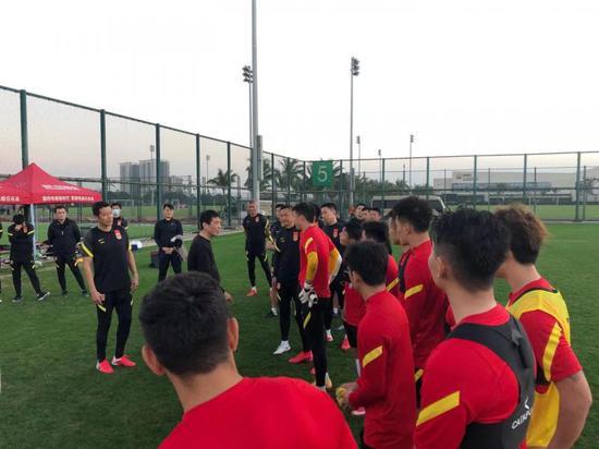 北青:非不可抗力 足协绝不放弃国足40强赛主场条件