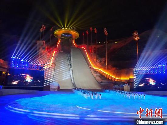 張家口76個冬奧項目全部完工 達到辦賽條件