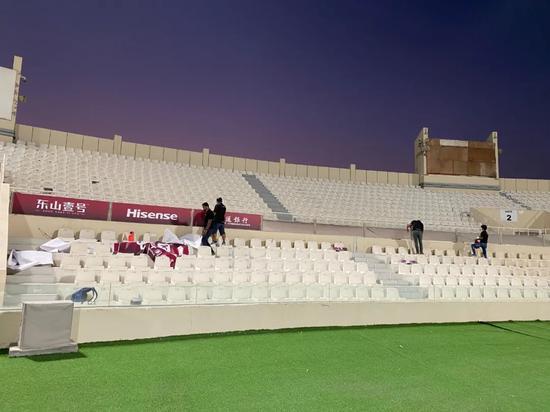 马德兴西行手记5:人不在多而在心齐 沙迦就是国足主场