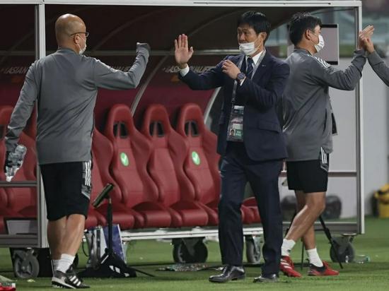 日本民众不满球队表现:苦战中国队 不觉得我们赢了