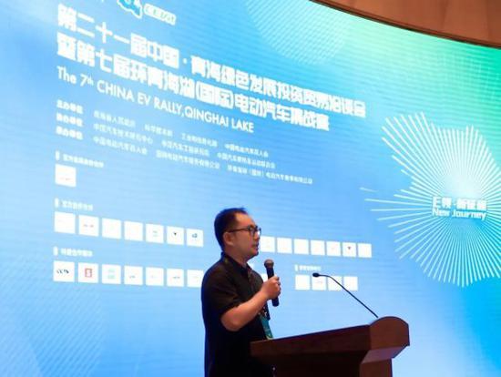 中国汽车技术钻研中央测评管理中央技术部部长周博雅