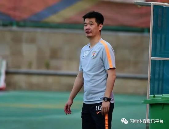 鲁能热身赛再胜泰州远大 U19红队泰山队基地集训