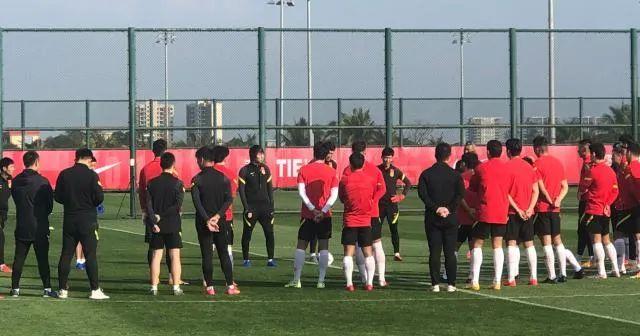 国足40强赛对手已同意在上海踢赛会制 6月进行