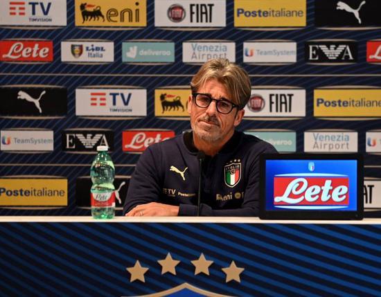 意大利国家队助教:不会与沙龙争论 困难时刻