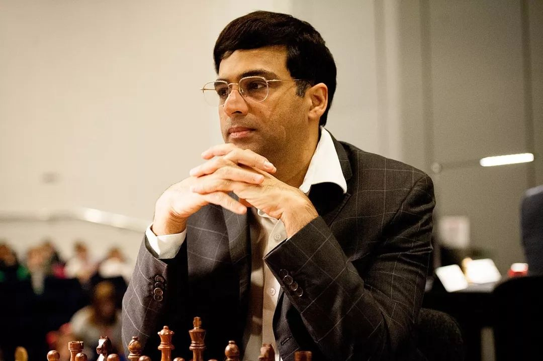 Anand in 2016 by Wikipedia