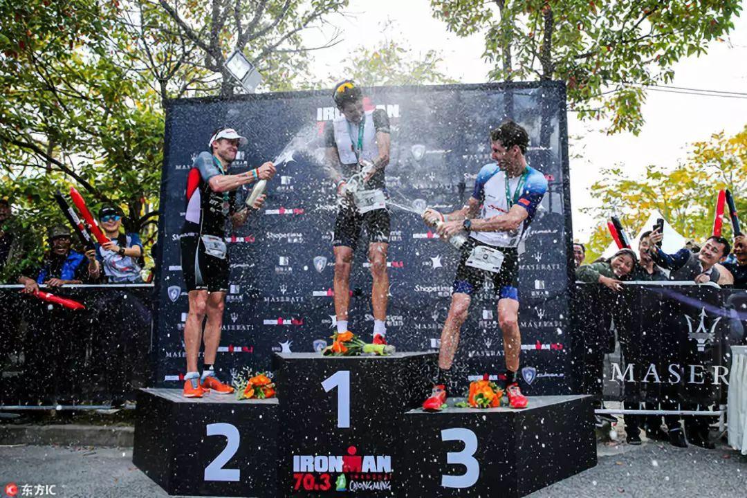菲利佩•阿齐维多夺得2018 IRONMAN 70.3 上海崇明站冠军,快速赛道创出佳绩