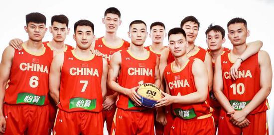 多位CBA球星加入三人篮球国家队