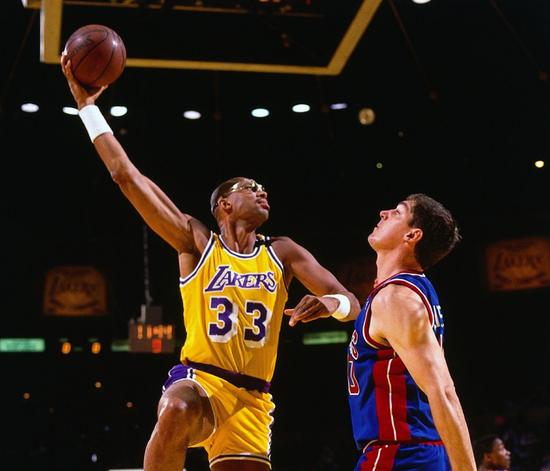 NBA单场50+次数前十巨星! 现役三人上榜